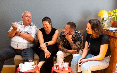 Families delen verhalen van zoektocht naar Indisch/Molukse roots