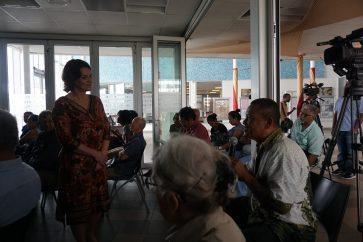 Oral history training Suriname
