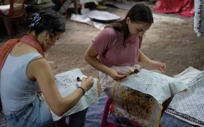 De Guave Batik Journey van Myrthe en Romée